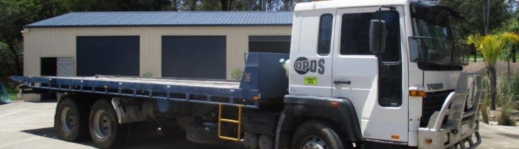 OPDS Tilt Tray