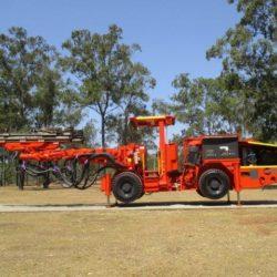 Sandvik  Axera 240 – DO7 – Underground Production Drill – Year 2006  = $420,000.00 plus gst