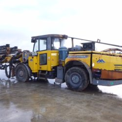 Atlas Copco ML2DS – Boomer – Drill Rig – Year 2007 – $135,000 + GST