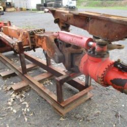 Sandvik Axera DO7 – TB40 Complete Booms x2 (Left & Right)  (Year 2006)