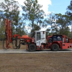 Sandvik DS-410-C Drill Rig – Year 2007