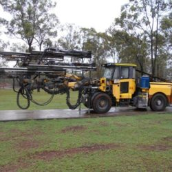 Atlas Boomer M2D Drills – Twin Boom Year 2011