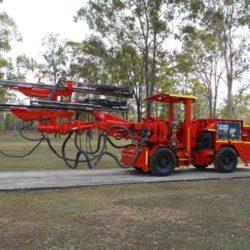Sandvik  Axera D07-S-260 Twin Boom Rig – UNIT # 84 (YEAR 2002) = $250,000.00 plus Gst