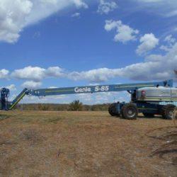 Genie S-85 Boom Lift – Year 2006
