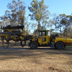 ATLAS COPCO M2D DRILL – TWIN BOOM – UNIT # 70 – YEAR 2011