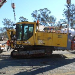 Atlas Copco ROC-F9-11 – Blast Hole Drill Rig (Parts Only) Year 2007